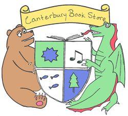 logo: Canterbury Book Store