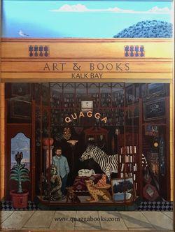 Quagga Books store photo