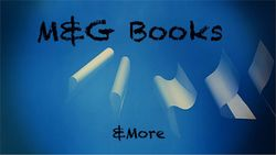 logo: M&G Books & More