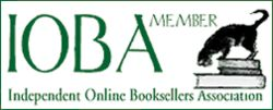 Ravenroost Books bookstore logo