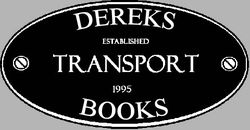 Dereks Transport Books bookstore logo