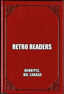logo: Retro Readers