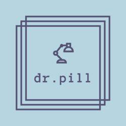logo: dr.pill