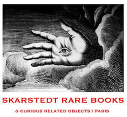 logo: Jean Skarstedt Paris Stockholm