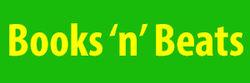 logo: Books 'n' Beats