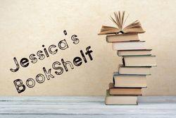 Jessica's Bookshelf bookstore logo
