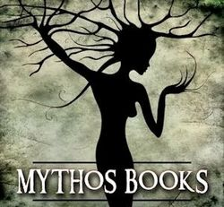 logo: Mythos Center Books
