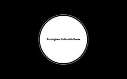 Birmingham Collectible Books logo
