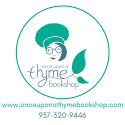 logo: Once Upon a Thyme Bookshop