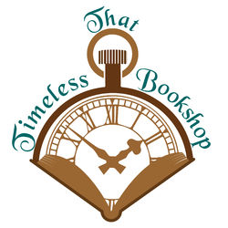That Timeless Bookshop bookstore logo