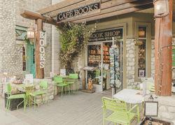 Cafe Books Ltd store photo