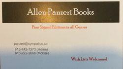 logo: Allen Panzeri Books