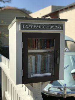 Lost Paddle Books, IOBA store photo