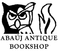 Abaúj Antique Bookshop logo