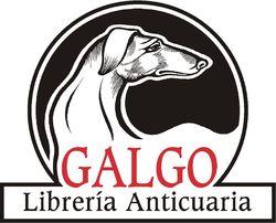 logo: LIBRERÍA ANTICUARIA GALGO