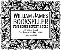 logo: William James Bookseller