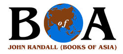 John Randall (Books of Asia) logo