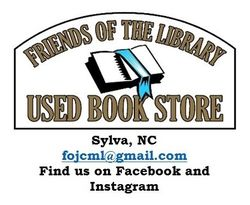 logo: Jackson County Friends of the Library