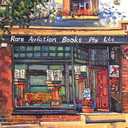 Rare Aviation Books Pty Ltd store photo
