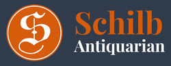 Schilb Antiquarian Rare Books bookstore logo