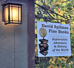 David Spilman Fine Books, ABAA & IOBA store photo