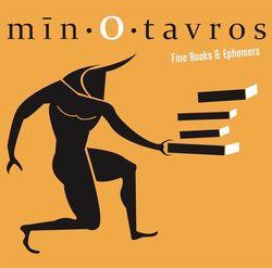 Minotavros Books bookstore logo