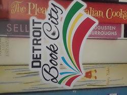 logo: Detroit Book City Bookstore
