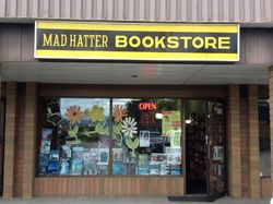 MAD HATTER BOOKSTORE store photo