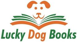 logo: Lucky Dog Books Dallas Oak Cliff