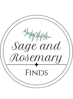 logo: Sage and Rosemary Finds