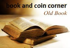 Coin/Book corner  logo