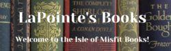 LaPointe's Books logo