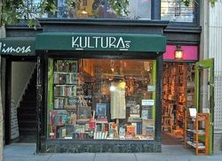 KULTURAs  books store photo