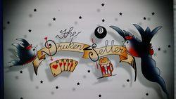 logo: TheDrunkenSeller.AU