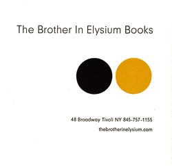 logo: The Brother In Elysium Books
