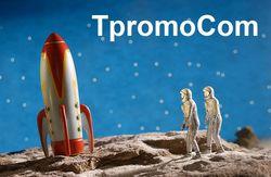 logo: Thunder Promotions (TpromoCom)