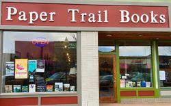 logo: Paper Trail Books