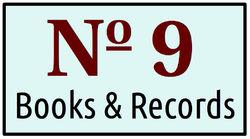 logo: No. 9 Books and Records