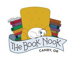 logo: the Book Nook