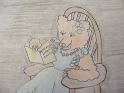 Mammy Bears Books bookstore logo