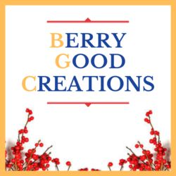 logo: Berry Good Creations