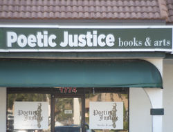 Poetic Justice Books and Arts store photo