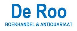 Antiquariaat De Roo bookstore logo