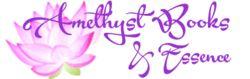 Amethyst Books & Essence logo