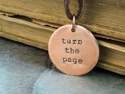 logo: Turn The Page Books