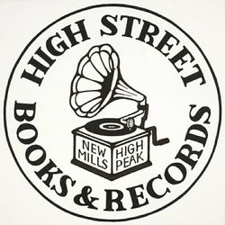 High Street Books bookstore logo