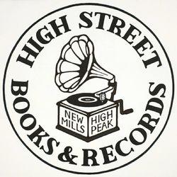 High Street Books logo