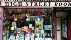 High Street Books store photo