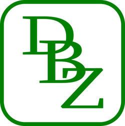 logo: D. B. Derbyshire Bookseller PBFA