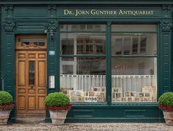 Dr. Jörn Günther Rare Books AG store photo